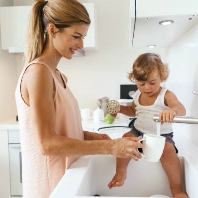 10 Tips for Cooking With Kids