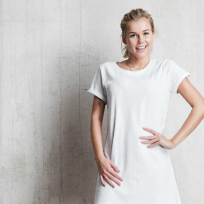 3 Chic Ways to Dress Up a White Tee
