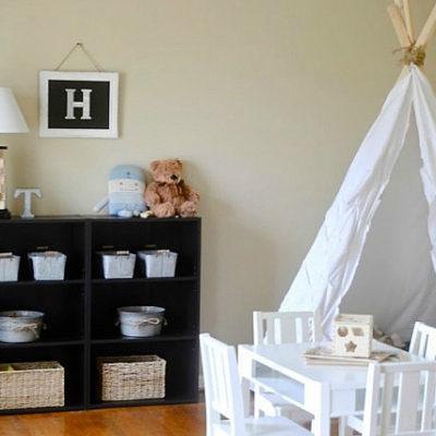 10 Ways to Keep Playroom Toys Organized