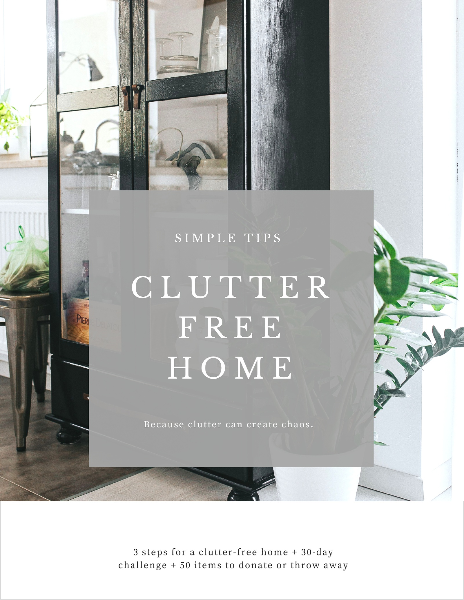 50 Items to Throw Away or Donate for a Clutter-Free Home