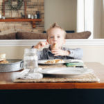 5 Ways to Get a Toddler to Eat Dinner + Giveaway