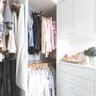 5 Simple Ways to Have a Clean Closet