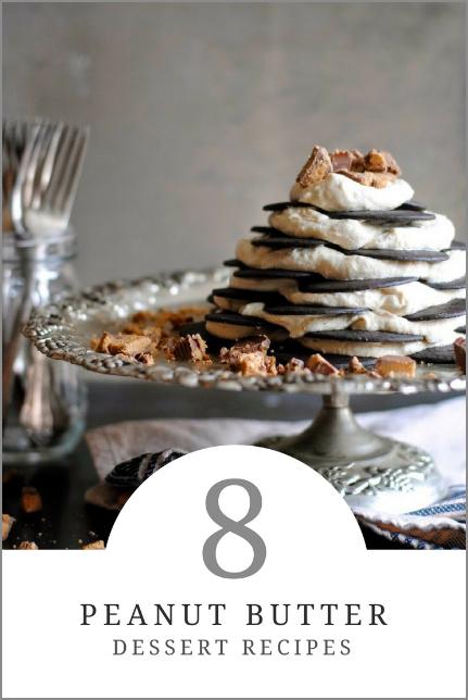 8 Peanut Butter Dessert Recipes