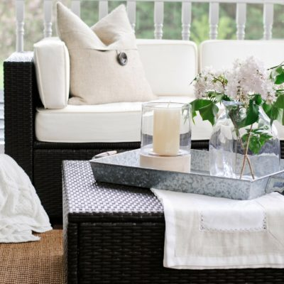 10 Ways to Create a Comfy Outdoor Living Space