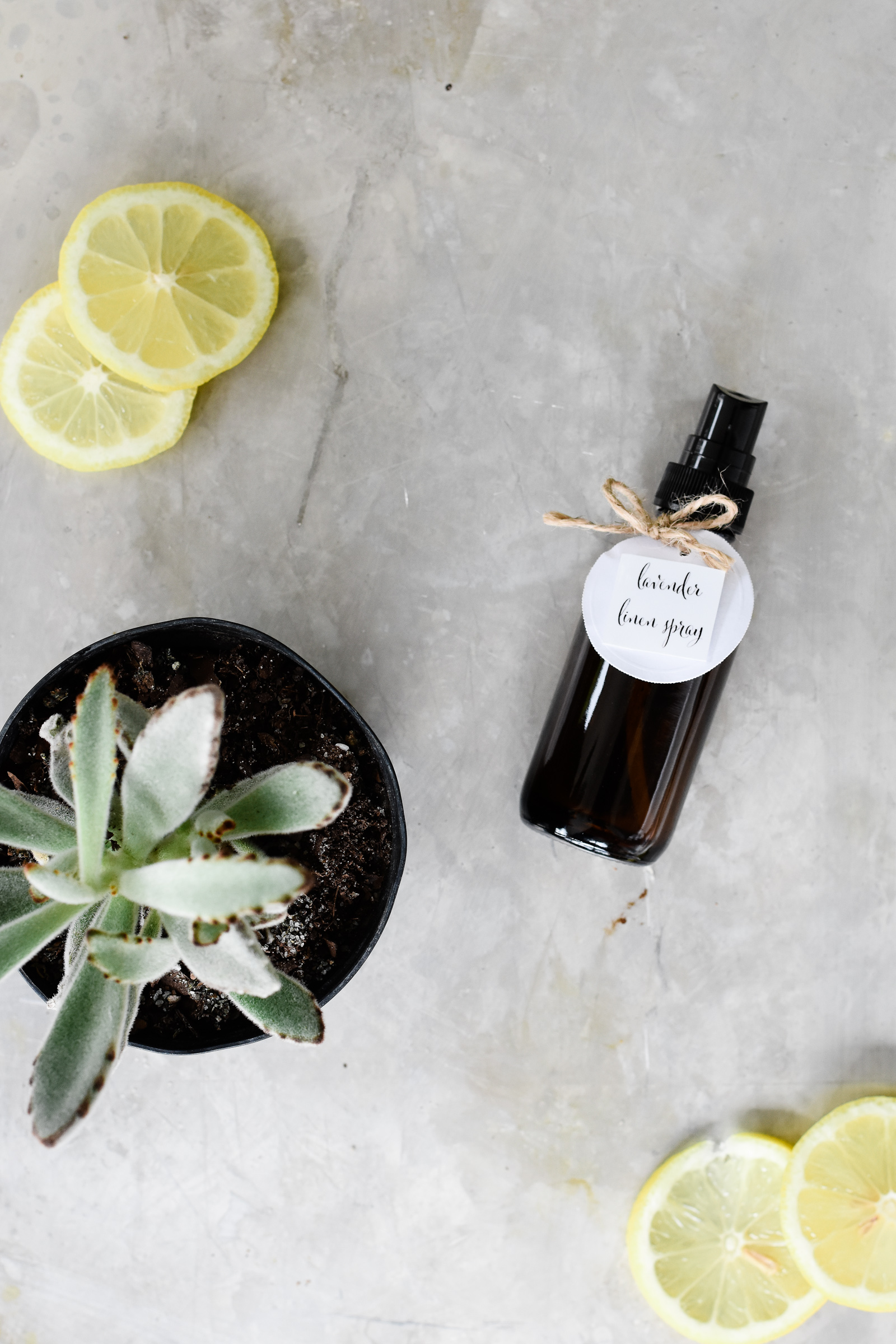 5 Ways to Create a Relaxing Environment + DIY Essential Oil Lavender Linen Spray