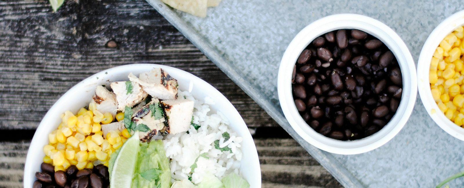 Simple Burrito Bowl Recipe