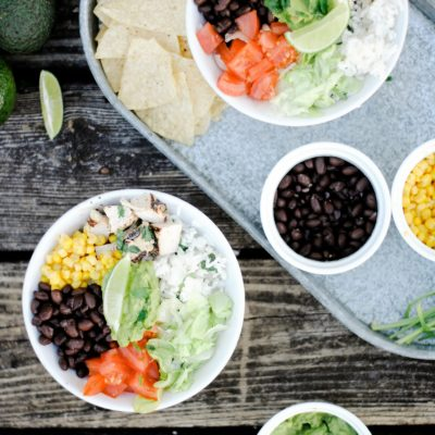 Simple Burrito Bowl Recipe
