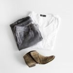 Neutral Casual Clothing Items Perfect for Spring and Summer